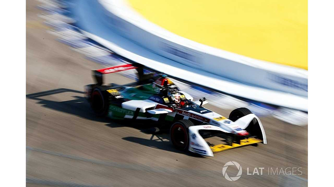 Vergne Says Audi Formula E Team In Different League Than Competition