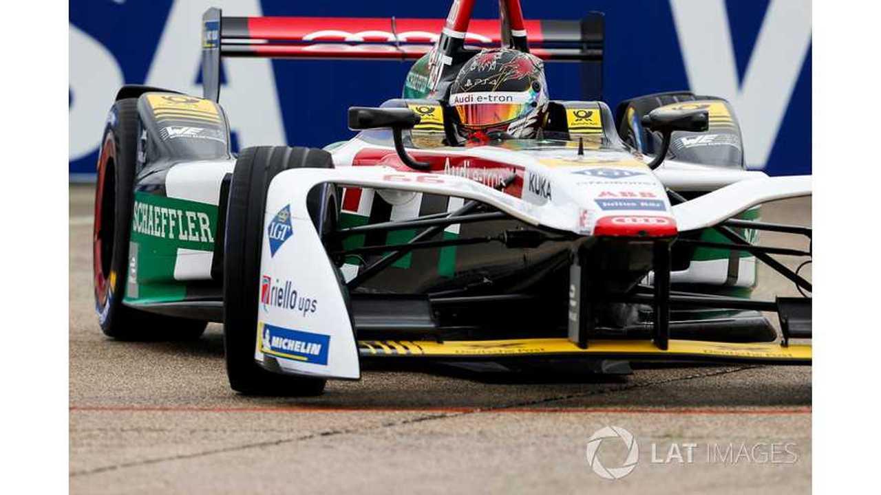 UPDATE: Berlin ePrix - Abt Claims Pole But Investigation Underway