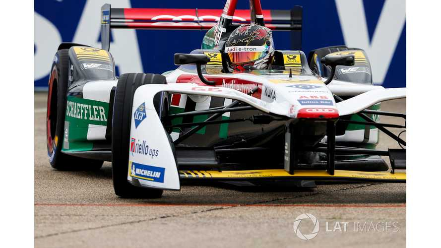 UPDATE: Berlin ePrix - Abt Claims Pole But Investigation Underway