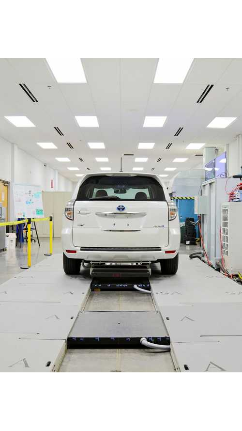 20 kW Wireless Car Charging At 90% Efficiency Achieved