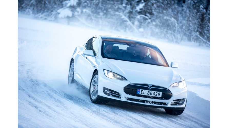 Tesla 85 kWh Battery Option For Model S Discontinued Worldwide