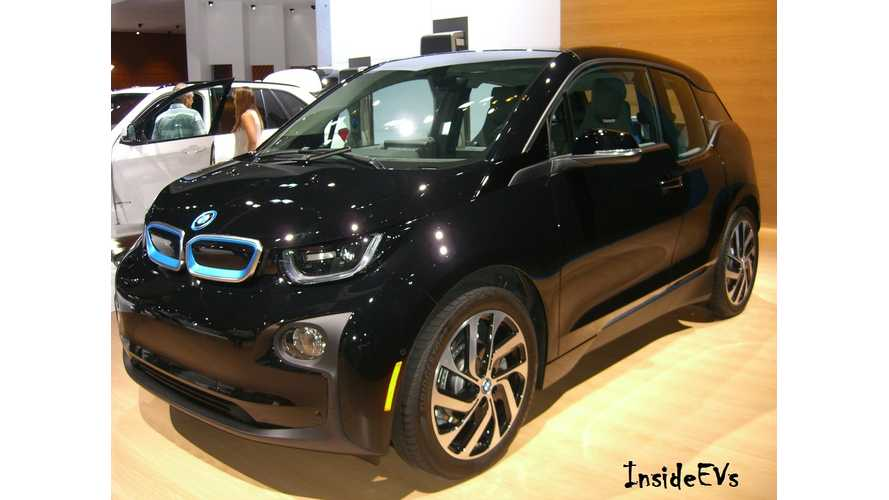 BMW i3 Video Driving Review