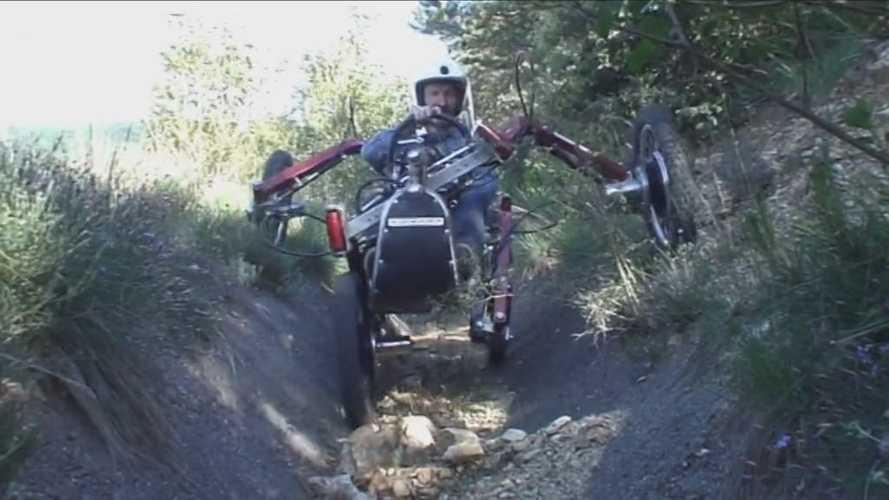 SwinCar E-Spider Car Thing (w/video)