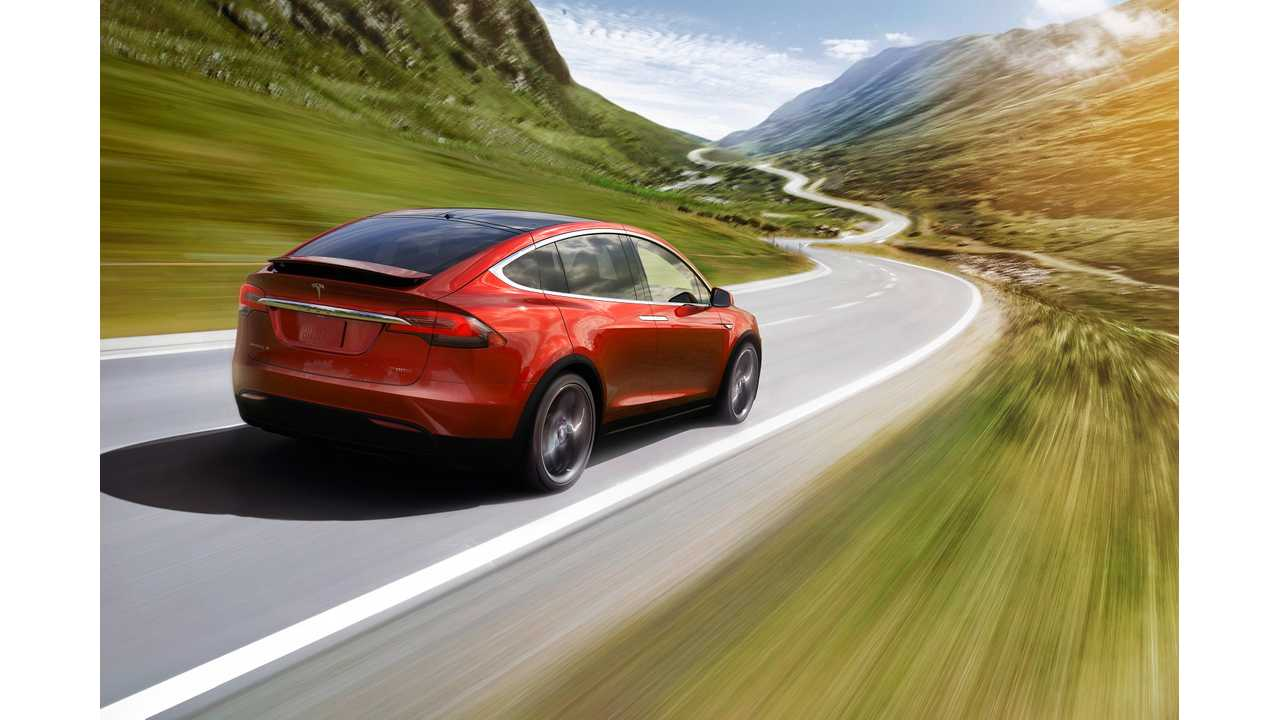 Tesla Model X Launches In China - Pricing Announced