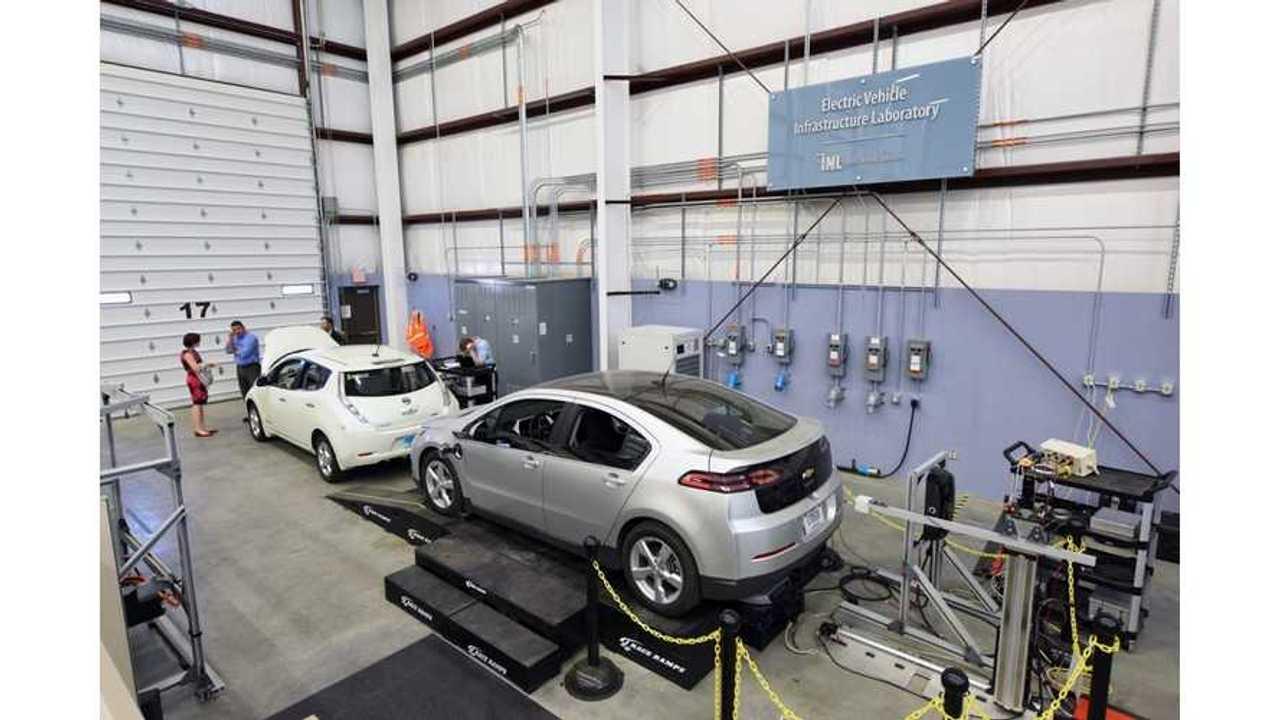 Comparison: Chevrolet Volt & Nissan LEAF Charging Habits