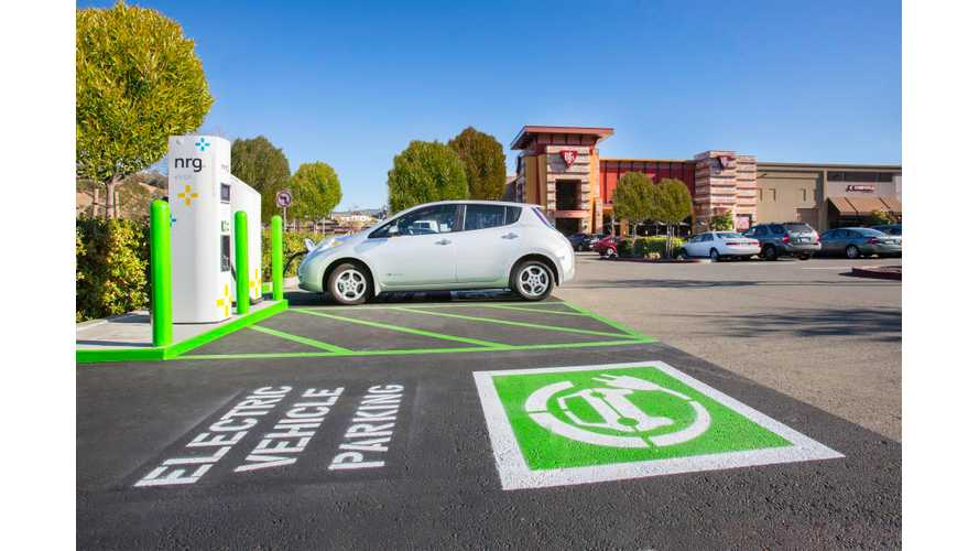 NRG EVgo Interview: Most Fast Charging Sites In US