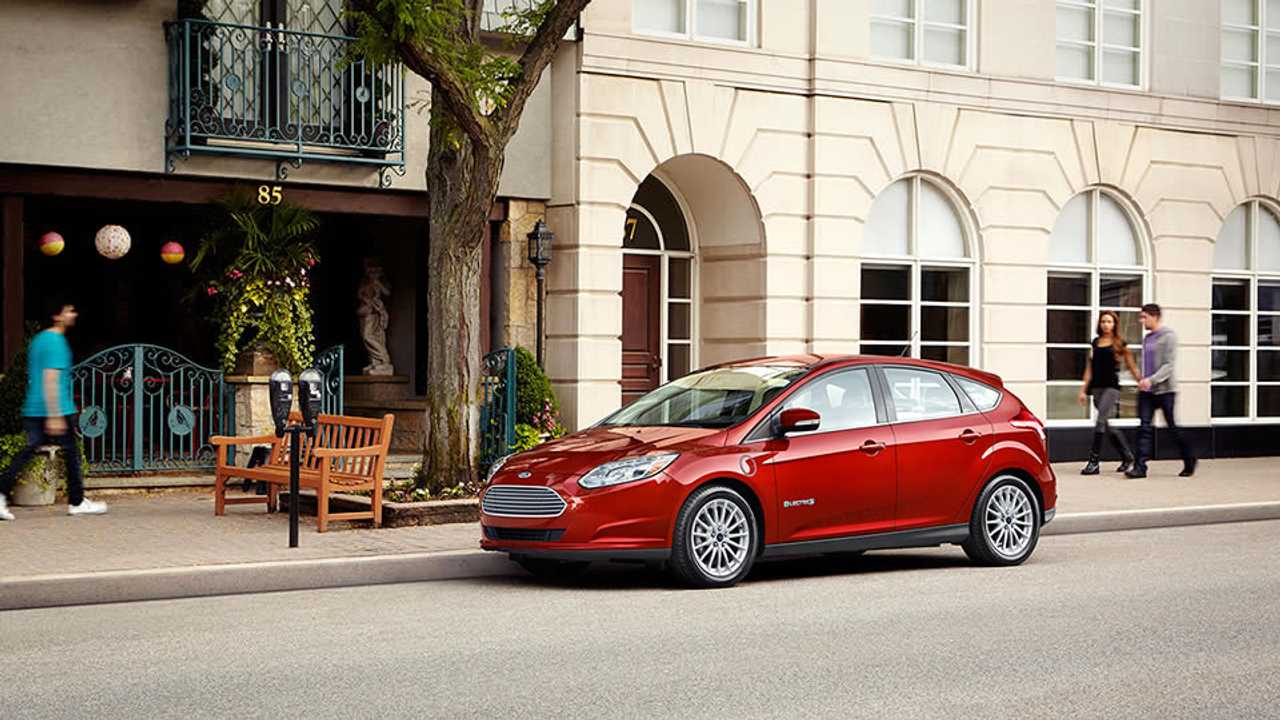 Ford Investing Billions In Electrified Vehicle Push