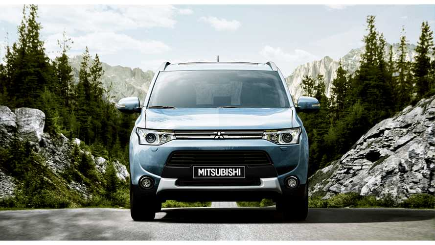 Mitsubishi Outlander PHEV - Promotional Videos & Product Features