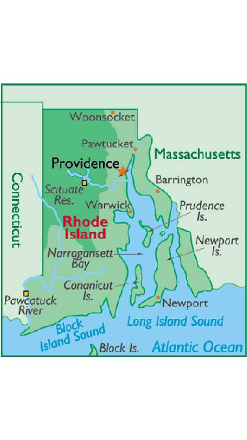 Rhode Island Home To More Than 350 Plug-In Electric Vehicles