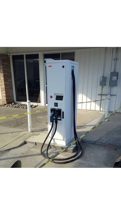 Kia Dealership In California Installs ABB Multistandard Fast Charger - CHAdeMO + CCS