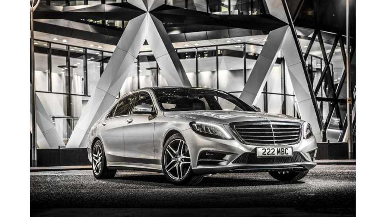 Mercedes-Benz S500 Plug-In Hybrid Test Drive Video