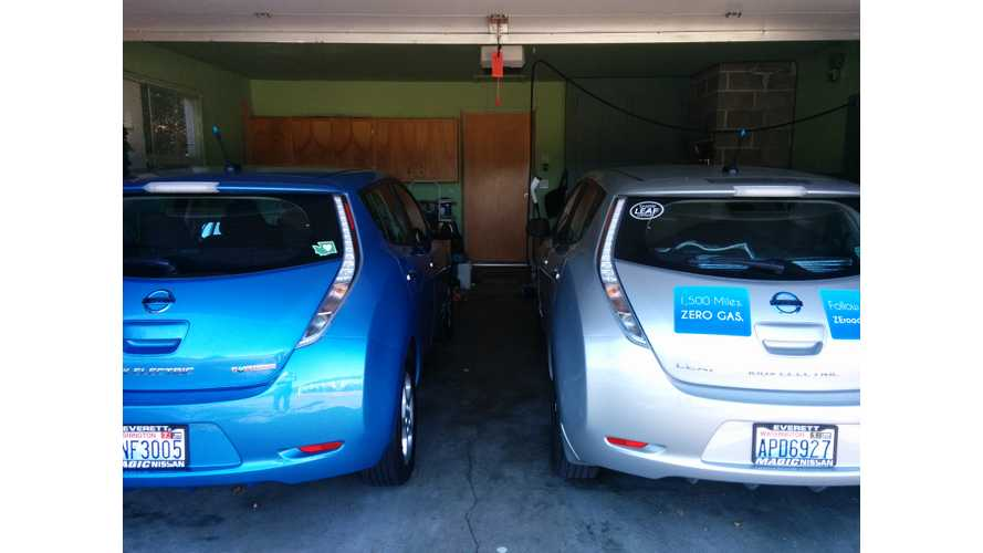1,500-Mile Nissan LEAF Zero-Emission Road Trip Complete