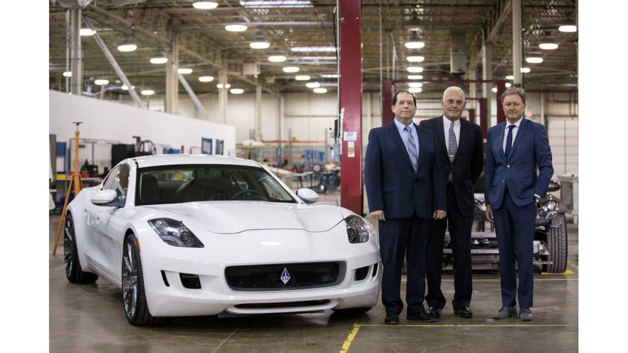 Henrik Fisker Claims To Be Developing Electric Cars In Stealth Mode