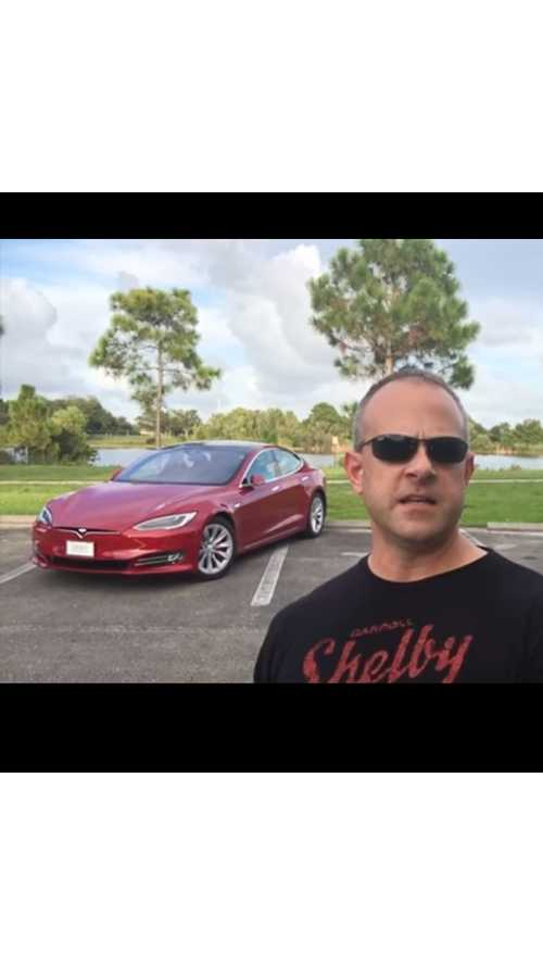 Refreshed Tesla Model S P90DL Sets 0-60 MPH Record Time Of 2.6 Seconds