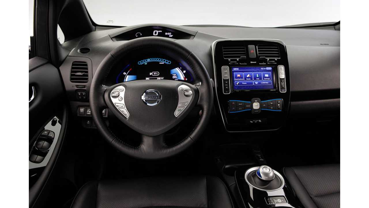 With 2G Shut Off Looming, Nissan Offers 3G Upgrade For Affected LEAFs For $199