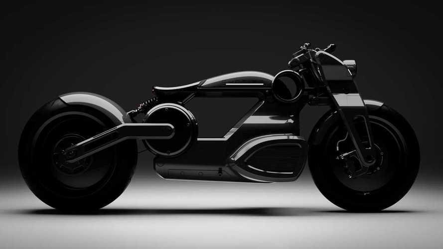 Curtiss Firmasının Elektrikli Motosikleti Zeus