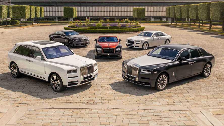 Rolls-Royce consigue un récord histórico de ventas en 2019