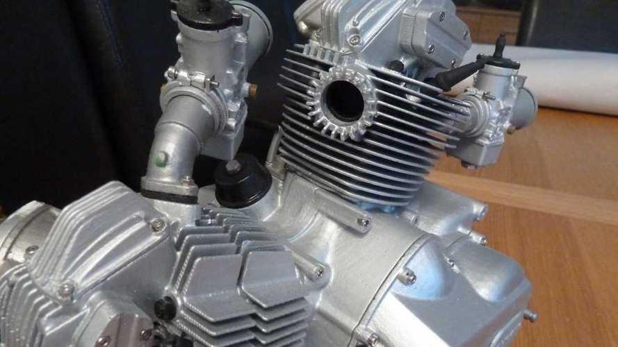 Ducati Square Case Model