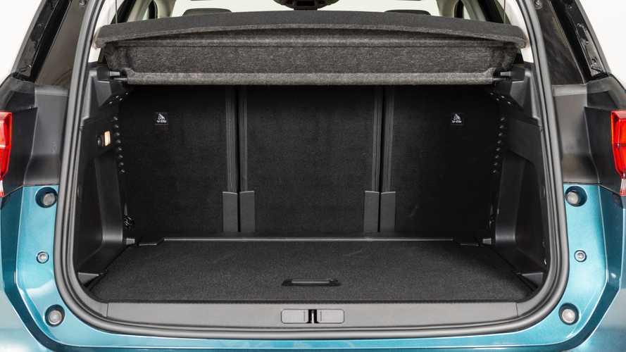 Citroën C5 Aircross 2019: modularidad del maletero