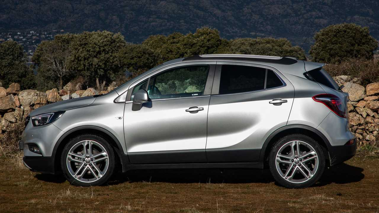 Opel Mokka X ECOTEC GLP 2019, prueba