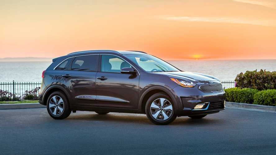 Kia Niro PHEV Leads Spain To New Sales Record