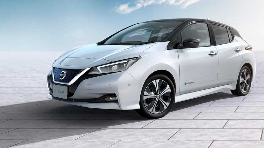 New Nissan LEAF Expected To Get NISMO Performance Treatment