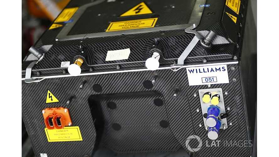 Formula E To Retain One Standard Battery Until 2025