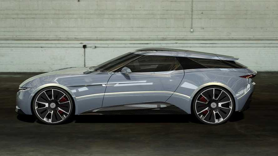 Alcraft Wants To Crowdfund A Electric GT Shooting Brake