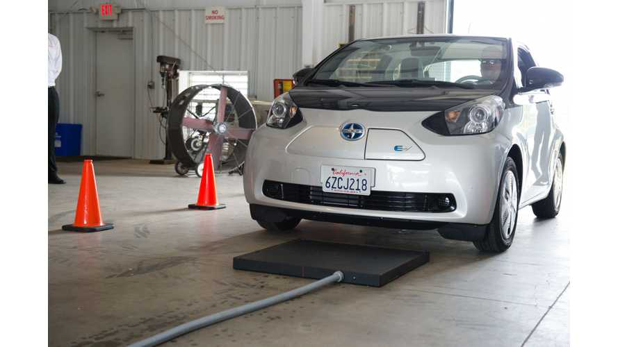 Wireless In-Road Charging Under Development At Clemson University