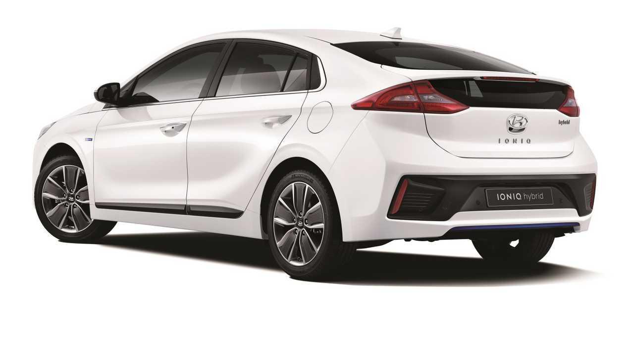 Hyundai IONIQ (Hybrid)