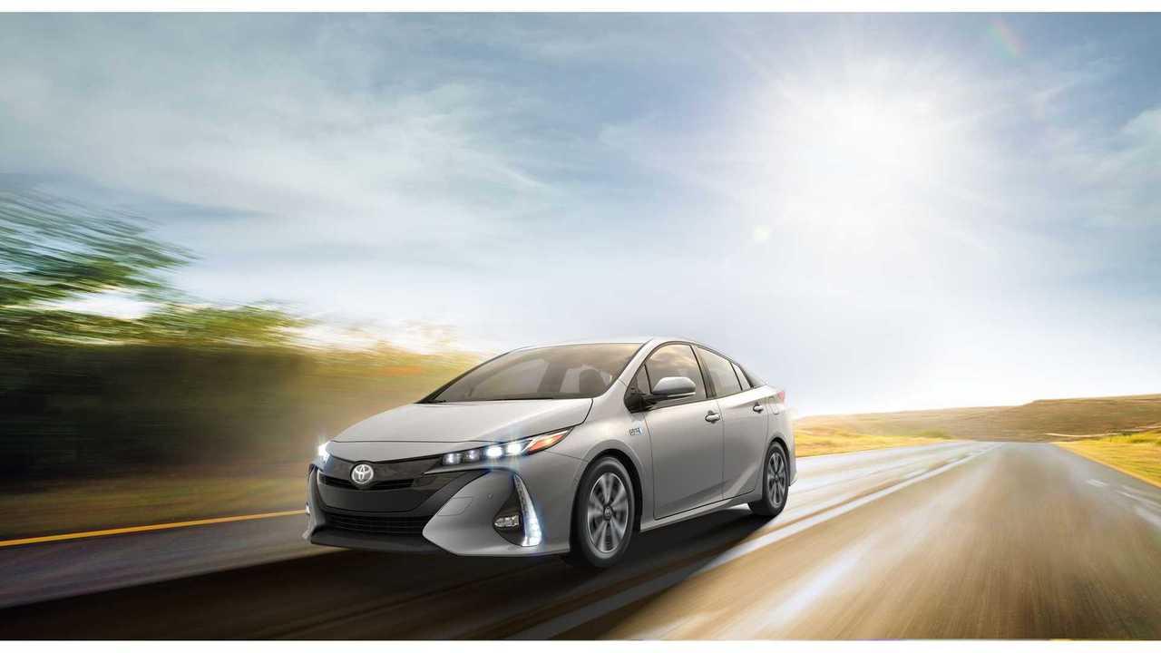 Toyota Prius Prime Tops Automotive Performance Index Study
