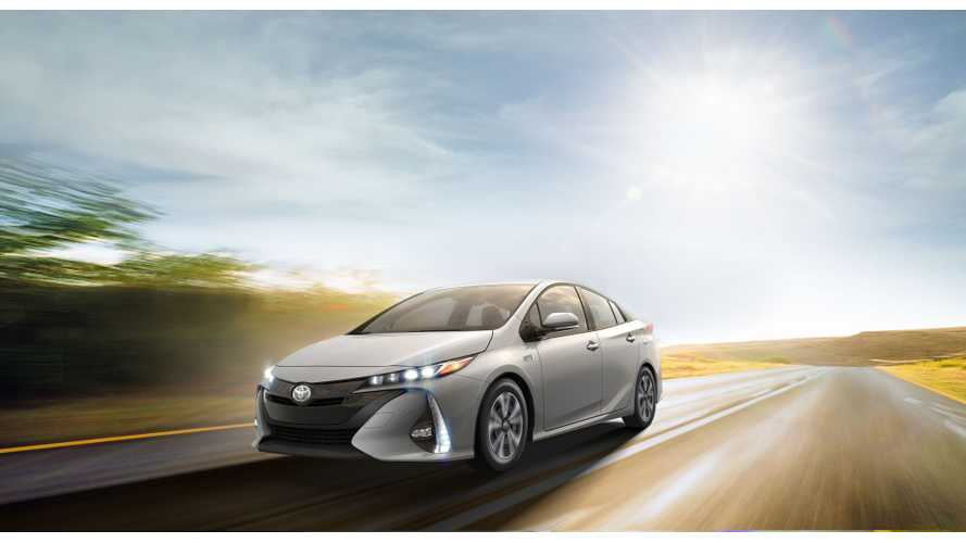 Toyota Prius Prime Tops Automotive Performance Index Study