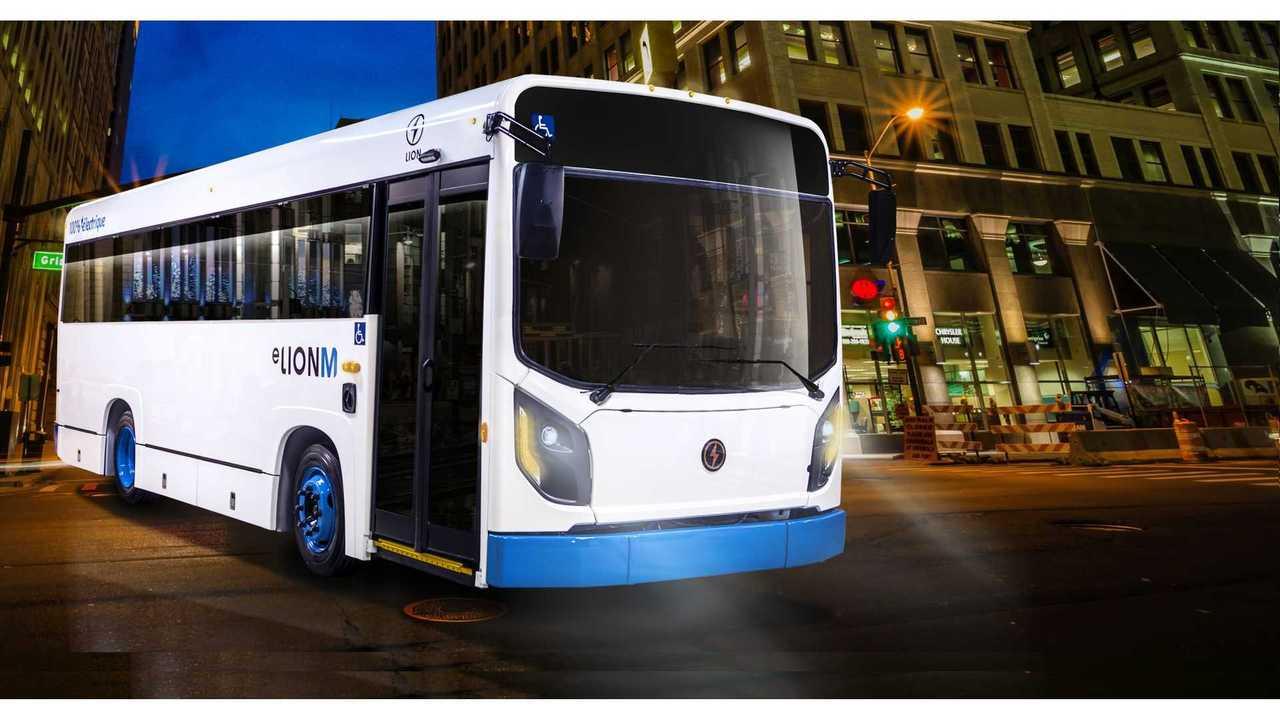 Lion Electric Introduces eLionM Electric Midi/Minibus