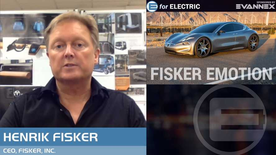 UPDATE: Fisker Aims To Launch EMotion With Solid-State Battery in 2020