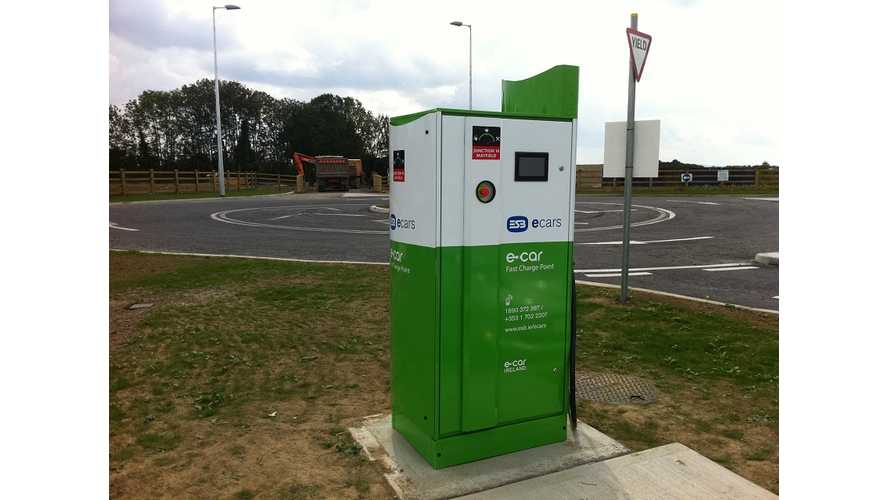 Turns Out Public Fast Charging Might Be Commercially Viable