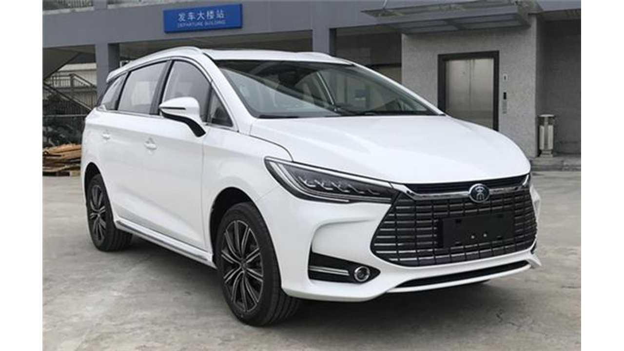 BYD Song Max PHEV & EV To Offer Seating For Up To 7