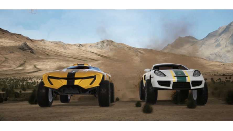 Extreme E Electric SUV Racing Series Approaches 9 Automakers