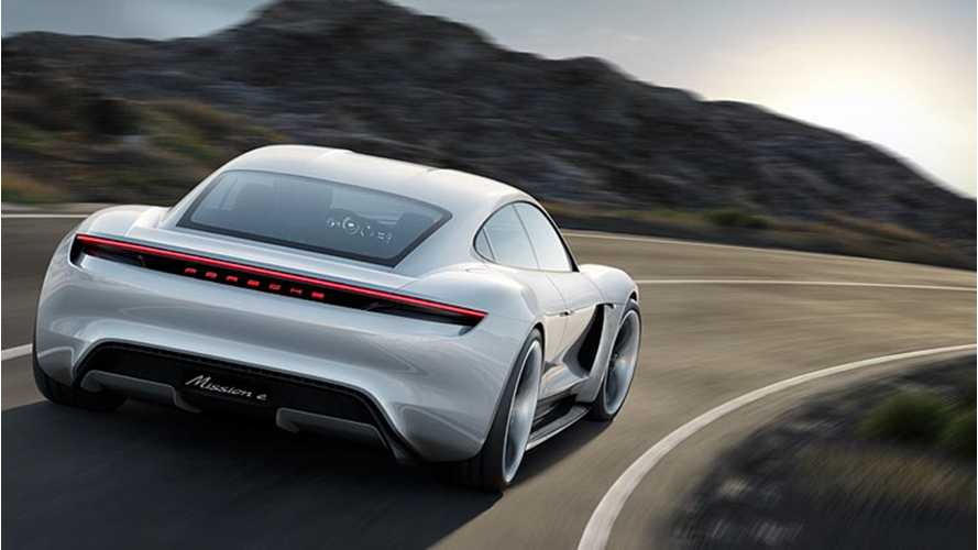 Porsche Taycan To Get 90-kWh Battery, Optional Heat Pump