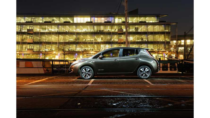 Nissan Sells 15,000 LEAFs In UK, Offers £500 'Electric September' Customer Reward