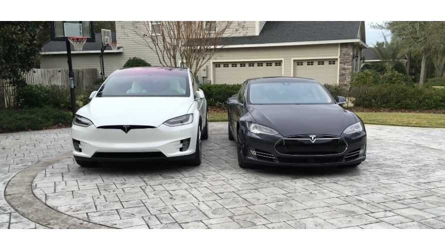 Tesla Turns 4% Motor Efficiency Improvement Into 10% Range Increase