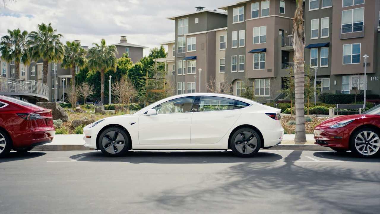 Tesla Model 3 Production Down As Mid Range Ramp Begins