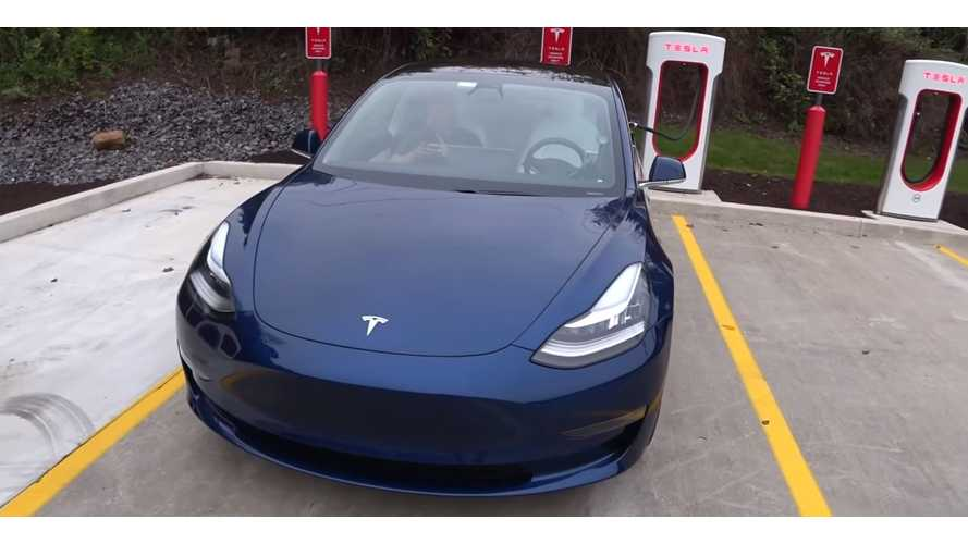 3,000 Miles In A Tesla Model 3 Performance: Video