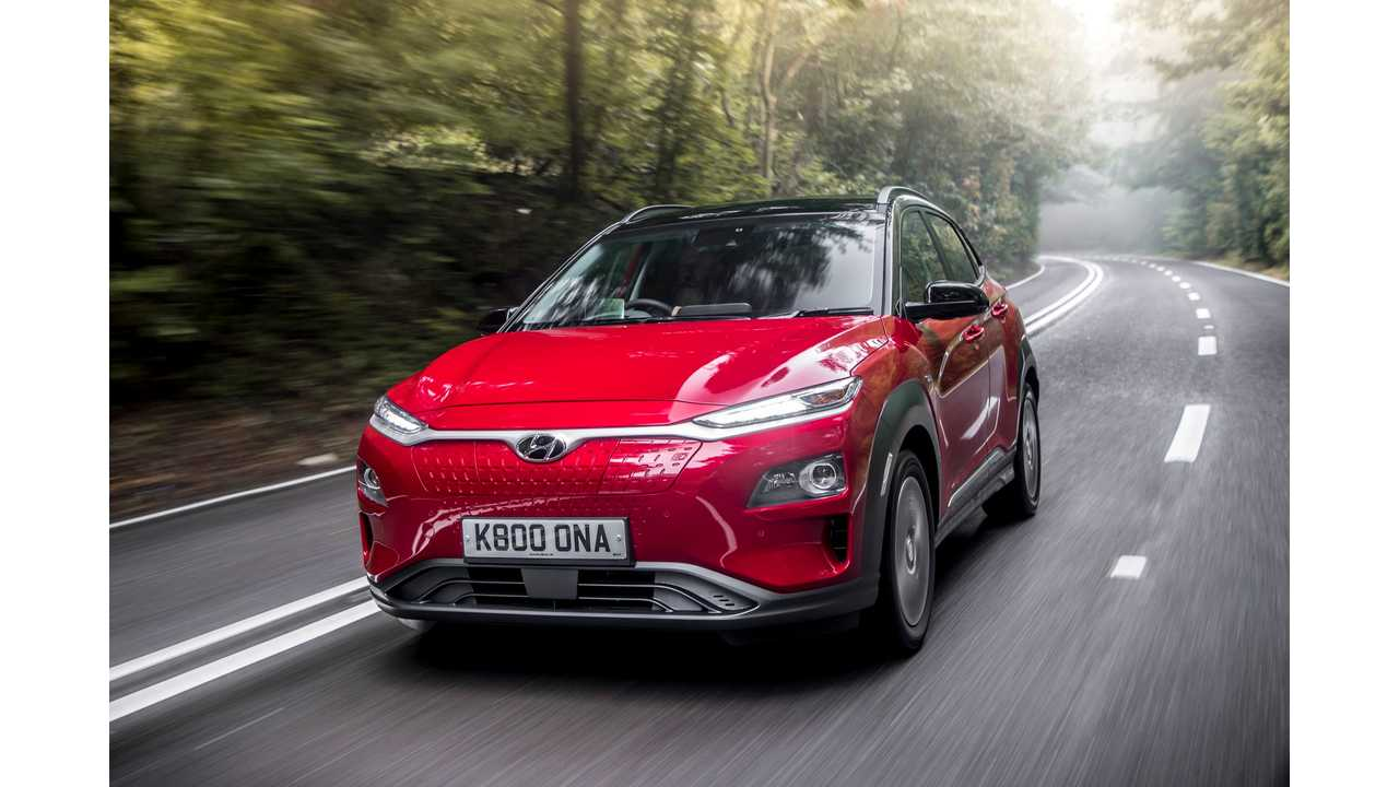 In January 2019 Hyundai Almost Doubled Plug-In EV Car Sales