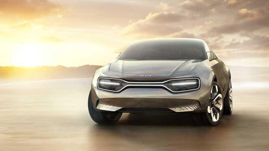 Kia Imagine Concept Previews Automaker's First Dedicated EV