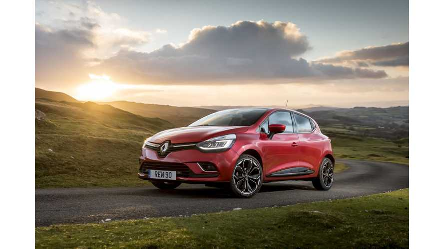 2019 Renault Clio To Get An Electrified Version, Likely A Plug-In Hybrid
