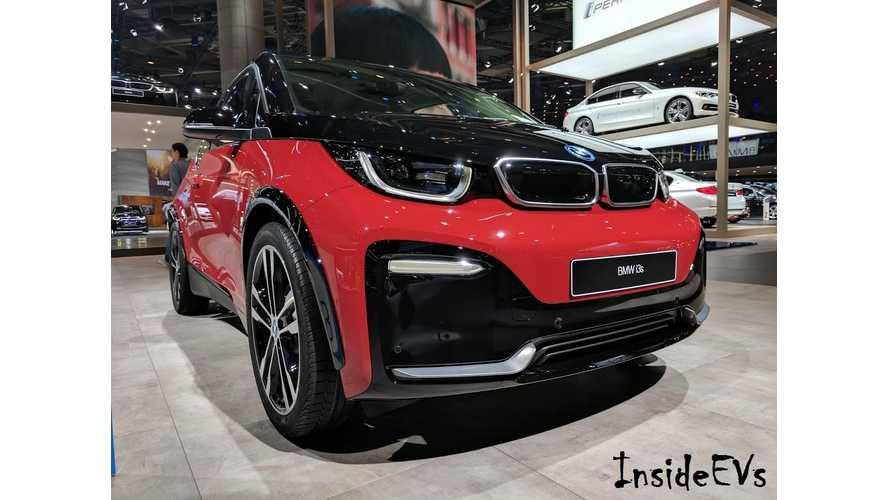 BMW i3 Poised For 2nd Battery Upgrade. Hopefully A Naming Upgrade As Well...