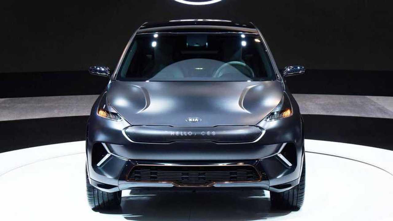 238-Mile Kia Niro EV Concept Debuts