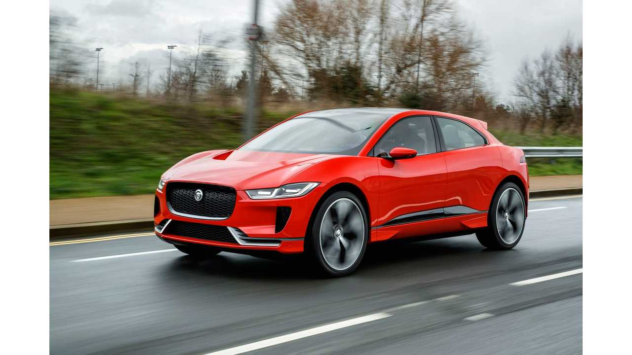 Jaguar I-Pace Won't Be Rated To Tow, Says CEO