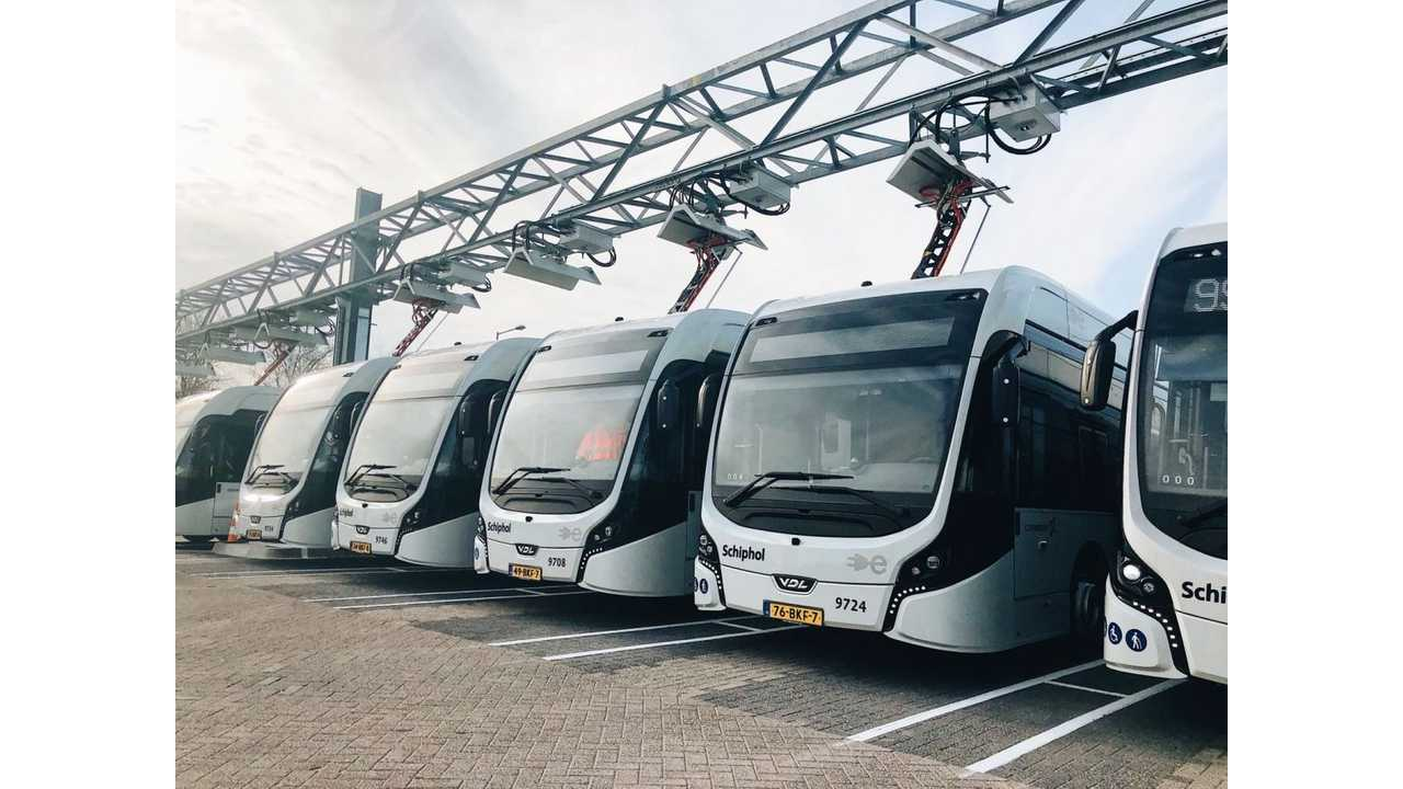 Heliox Launches Europe's Largest Opportunity & Depot Charging For Buses