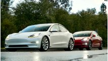 Top Gear Test Drive Review Of The Tesla Model 3